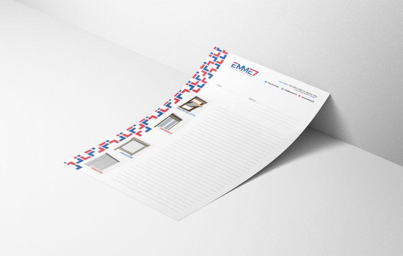Grafiche per blocchi e Carta Intestata Padova